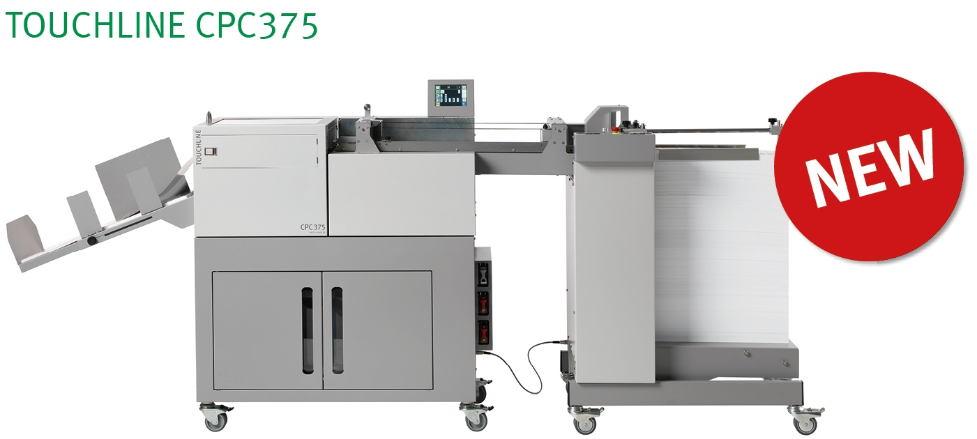 Multigraf creates new dimensions in Cutting, Perforating, Creasing & Folding machines