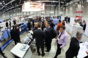 """Müller Martini stand at Innovationdays trade fair """"The Vareo is a brilliant machine"""""""